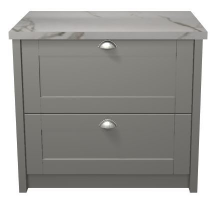 Base cabinet,pan drawers(2 panelled deep) | Hand Crafted ...